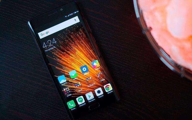 экран Xiaomi Mi Note 2
