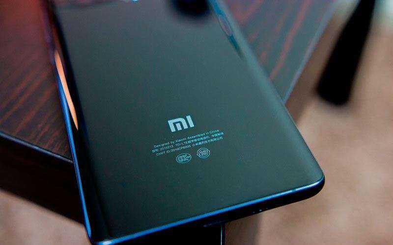 тест Xiaomi Mi Note 2