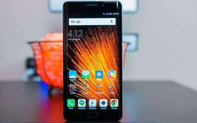 Обзор Xiaomi Mi Note 2 – Обновленный большой смартфон от Xiaomi