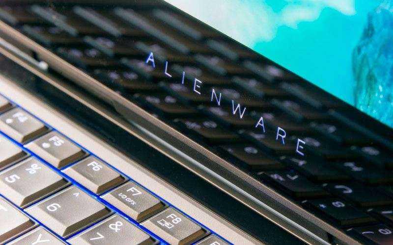 тестирование Alienware 13 R3