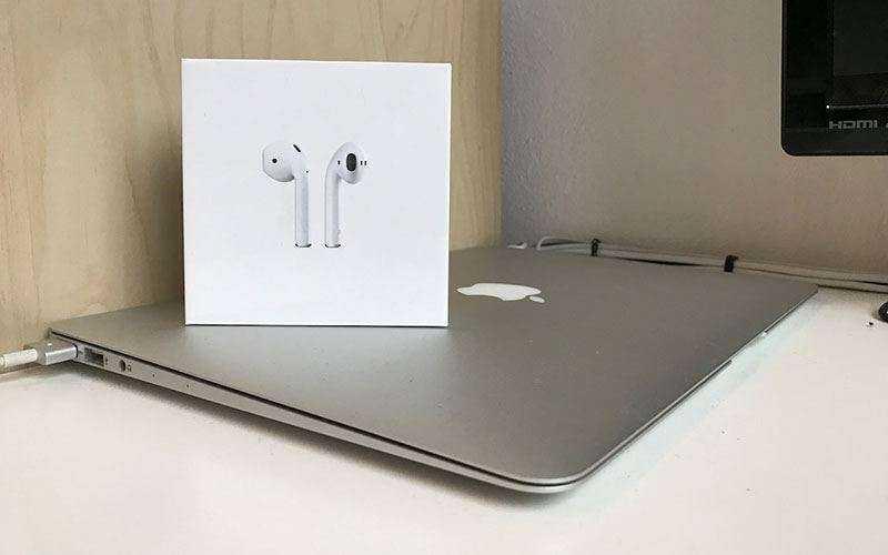 Apple AirPods – Обзор наушников