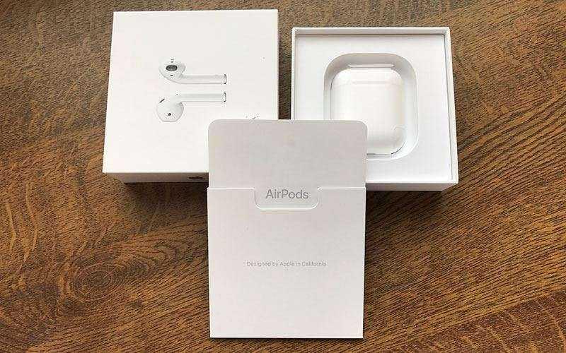 Наушники Apple AirPods – Отзывы TehnObzor