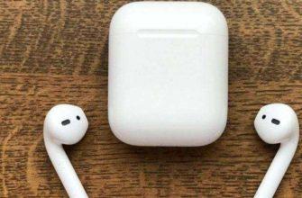 Обзор Apple AirPods – Уникальные наушники к iPhone, iPad, MacBook