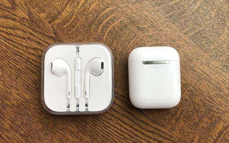 тест Apple AirPods