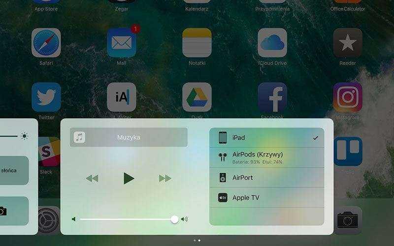 подключение Apple AirPods