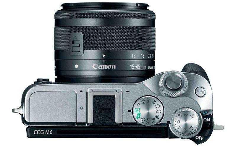 фотокамера Canon EOS M6