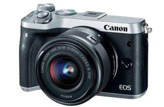 Canon EOS M6 - Мощность M5 в меньшем и компактном корпусе