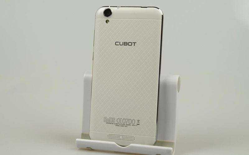 Бюджетный телефон Cubot Manito – Отзывы TehnObzor