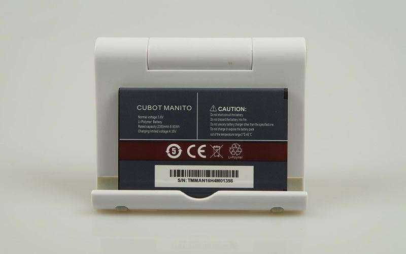 батарея Cubot Manito