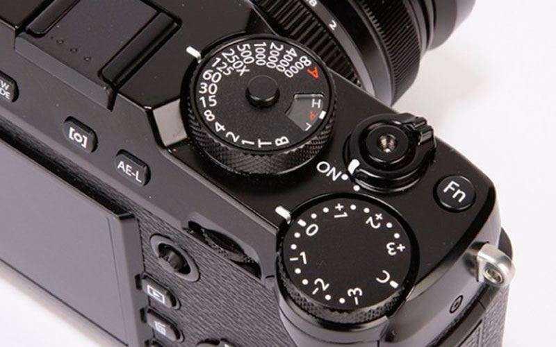 настройка Fujifilm X-Pro2