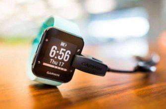 Обзор Garmin Forerunner 35 – Смарт часы с GPS и монитором ритма