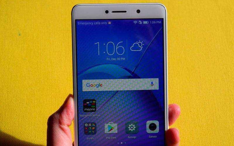 Huawei Honor 6X – Обзор