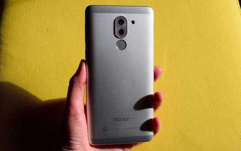 Телефон Huawei Honor 6X – Отзывы TehnObzor