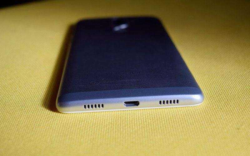 дизайн Huawei Honor 6X