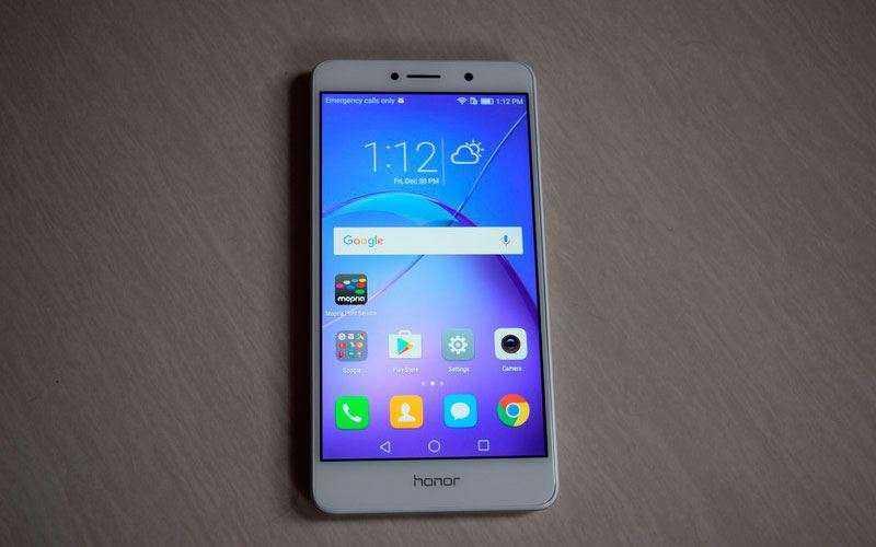 производительность Huawei Honor 6X
