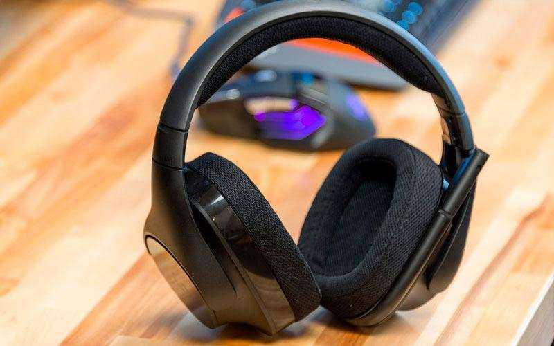 Игровая гарнитура Logitech G533 Wireless