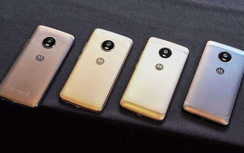 Moto G5 и G5 Plus
