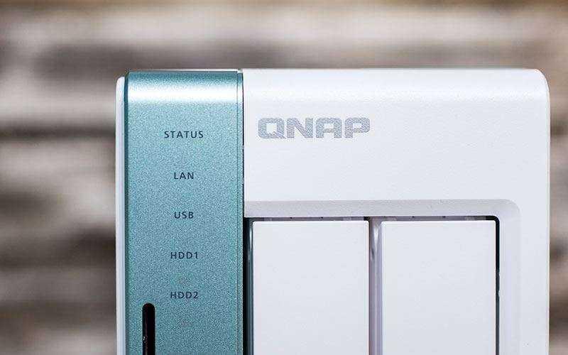QNAP TS-251A отзывы