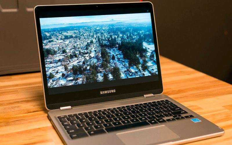 Невероятный хромбук Samsung Chromebook Pro – Отзывы TehnObzor
