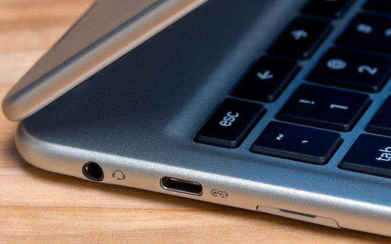 порты Samsung Chromebook Pro