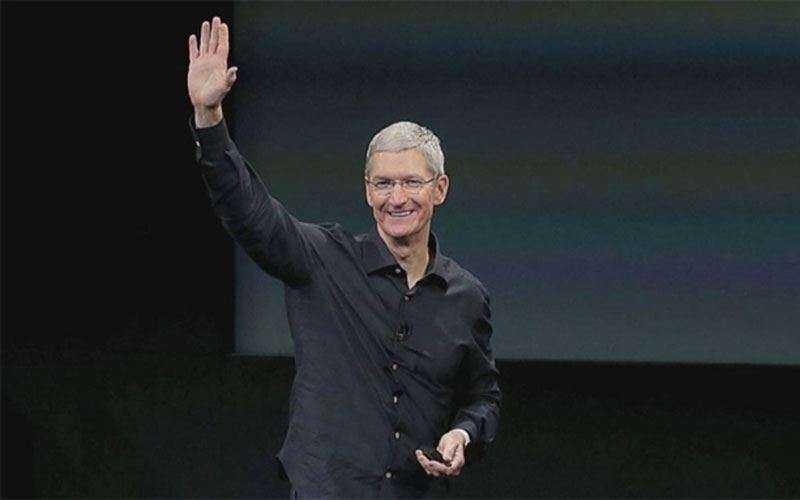 """Тим Кук: Дополненная реальность """"большая идея"""", как и iPhone"""