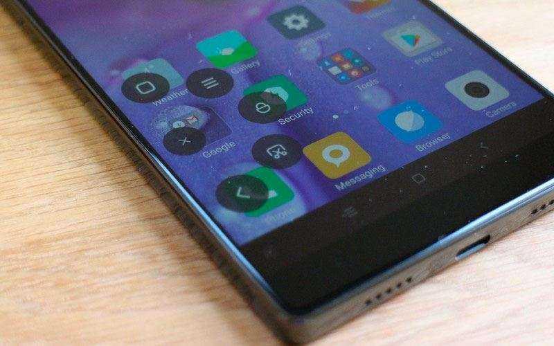 телефон Xiaomi Mi Mix