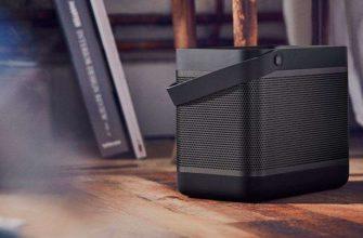 B&O Play Beolit 17 - Bluetooth колонка с отличным дизайном и звуком