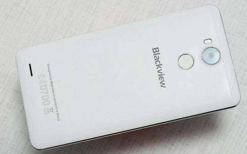 Дизайн и качество сборки Blackview R6
