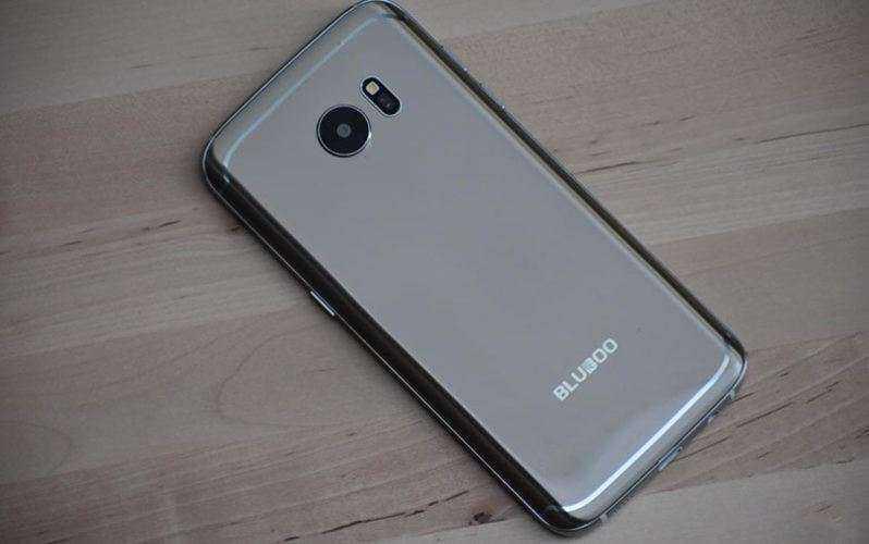 Смартфон Bluboo Edge - Обзор дешевой китайской копии Galaxy S7 Edge