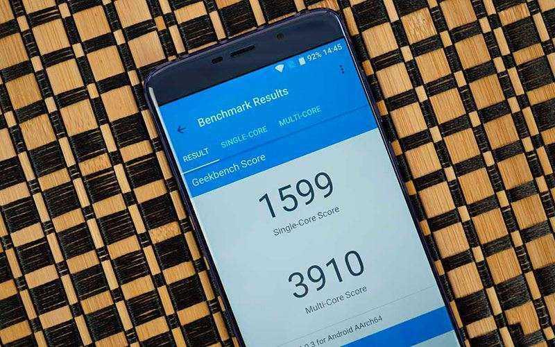 Elephone S7 в тестах