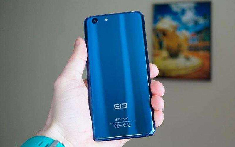 Телефон Elephone S7