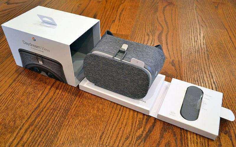 Шлем виртуальной реальности Google Daydream View - Отзывы