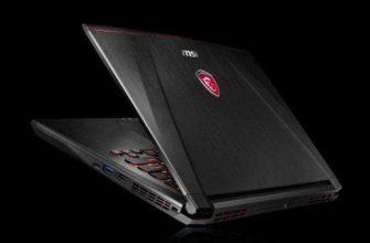 Обзор MSI GS43VR 6RE Phantom Pro – Быстрый игровой ноутбук MSI
