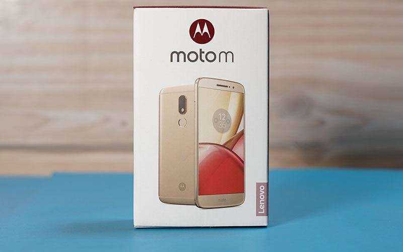 Смартфон Motorola Moto M