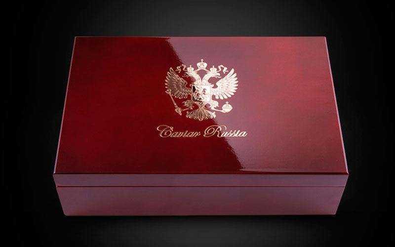 Позолоченный Nokia 3310 Supremo Putin от Caviar