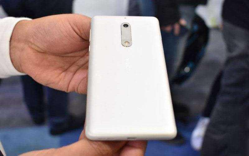 процессор Nokia 5