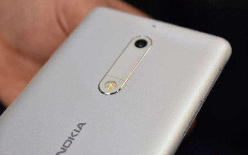 камер Nokia 5