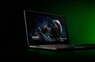 Razer Blade Pro - Сертифицированный THX игровой ноутбук с GTX 1080