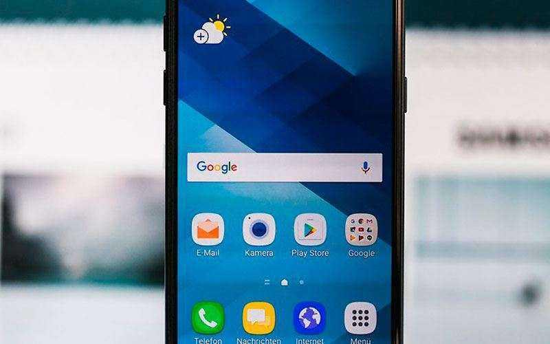 Новый смартфон Samsung Galaxy A3 (2017) - Отзывы