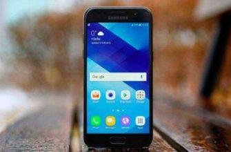 Обзор Samsung Galaxy A3 (2017) – Обновленный, элегантный смартфон