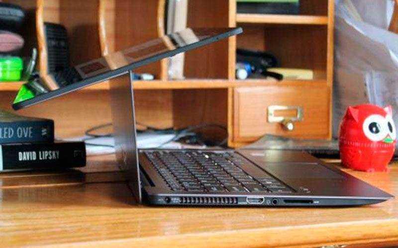 Обзор ноутбука Sony Vaio Z Flip