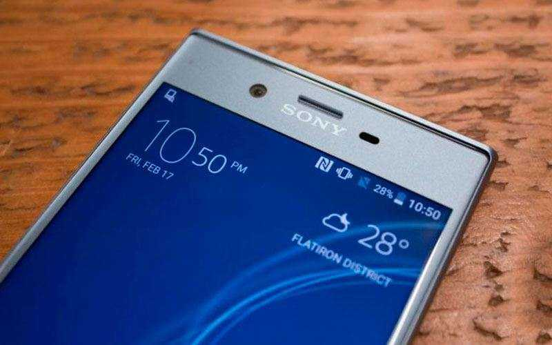 телефон Sony Xperia XZs