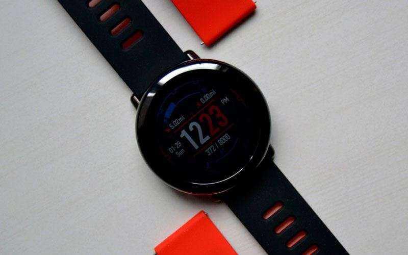 Xiaomi Huami Amazfit Pace – Обзор умных китайских спортивных часов для бега