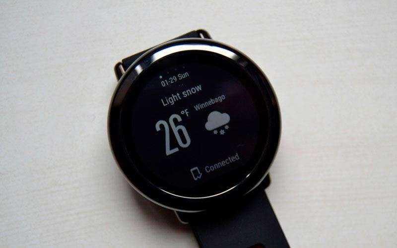 Спортивные часы Xiaomi Huami Amazfit Pace - Отзывы