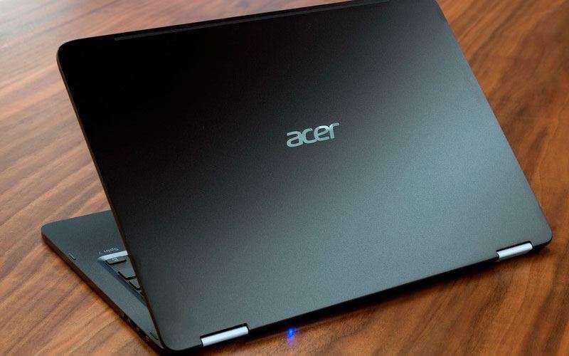 Ноутбук Acer Spin 7 – Обзор