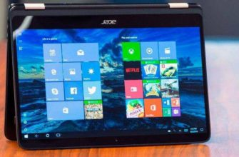 Обзор Acer Spin 7 – Самый тонкий гибридный ультрабук на Windows