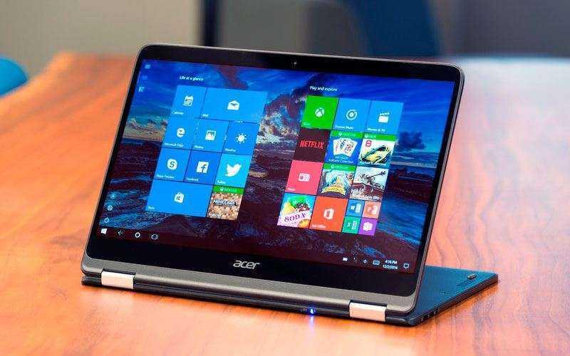 Отзывы на Acer Spin 7