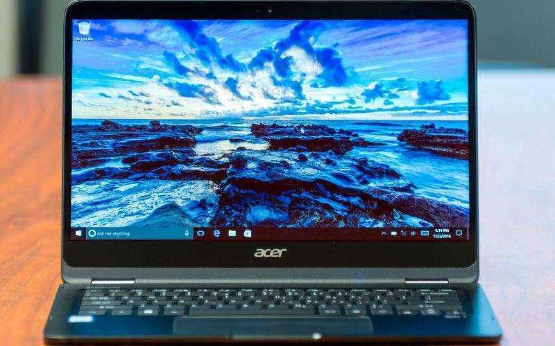 Экран Acer Spin 7
