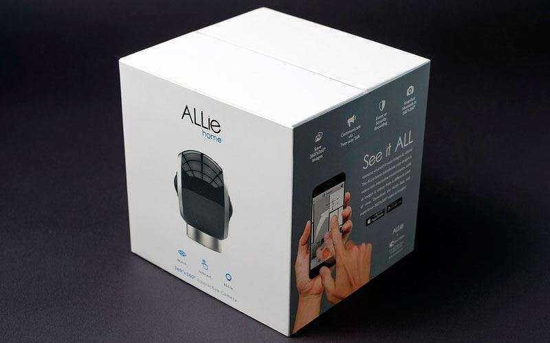 Камера Allie 360 - Отзывы