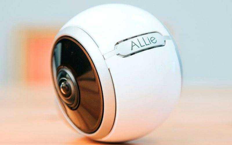 Видеокамера Allie 360 обзор